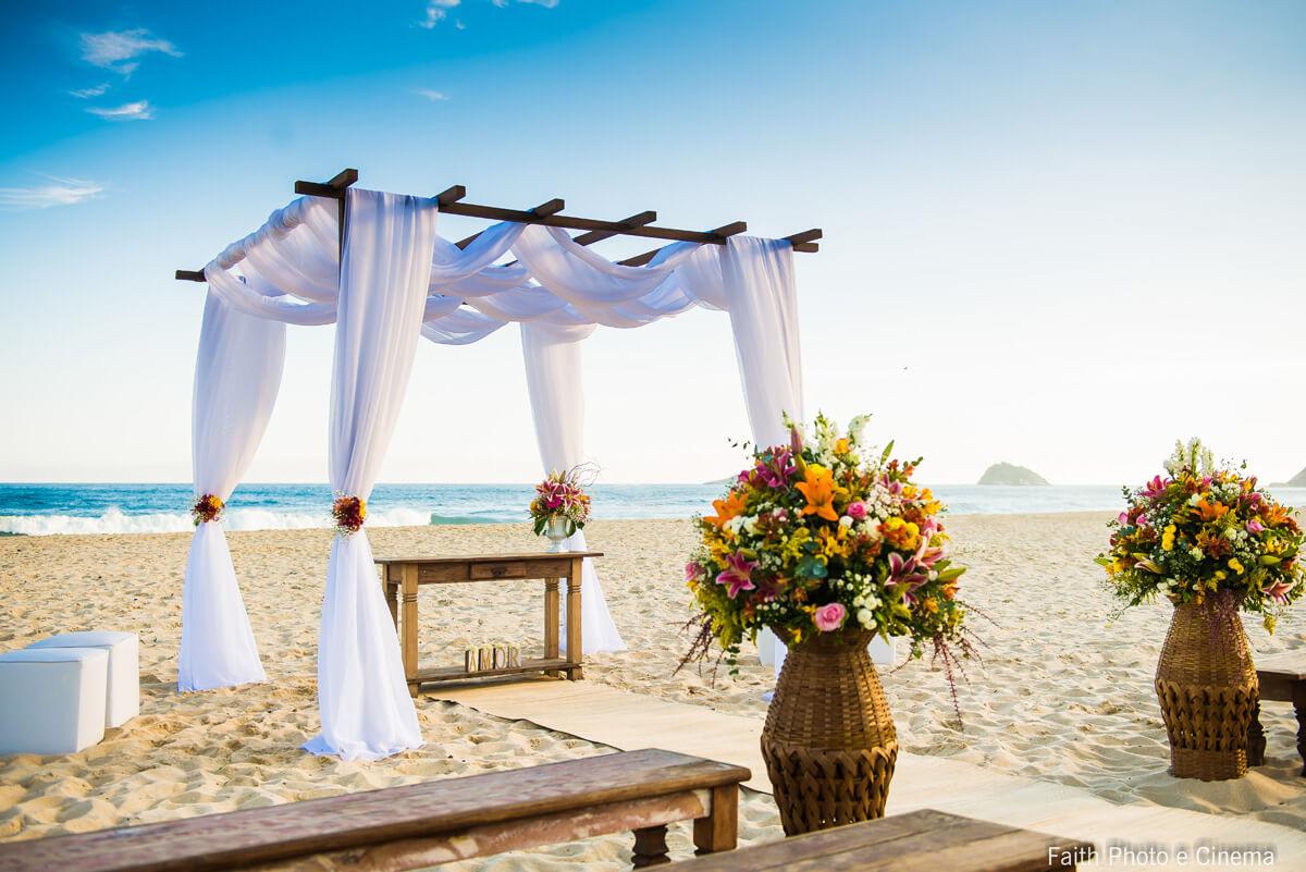 casamento na praia RJ Mansao da Reserva Recreio Barra