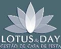 Lotus e Day - Gestão de Casa de Festa