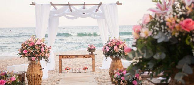 Mini-Wedding e Casamento na Praia